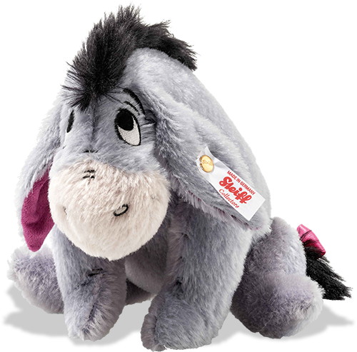 Steiff Disney: Eeyore: 683541 Size 22cm Tall Limited Edition of 2000