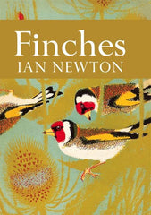 Ian Newton - New Naturalist 55: Finches by Ian Newton