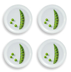Michael Angove & Ary Trays - Garden Treasures Coasters: set of four