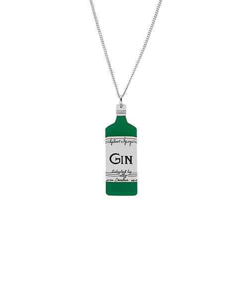 Gilbert & George Gin Necklace