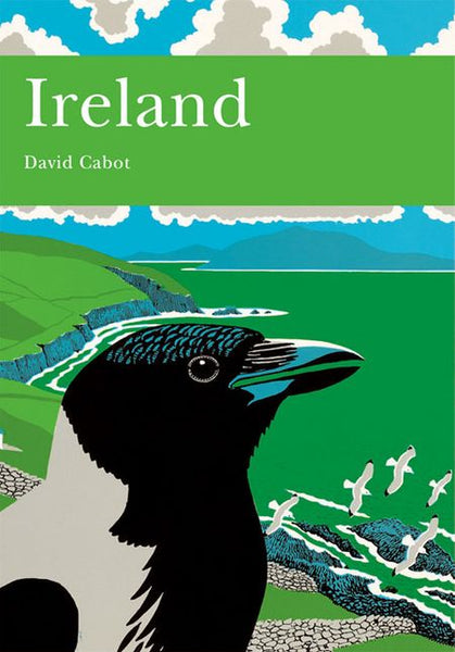 New Naturalist 84: Ireland by David Cabot