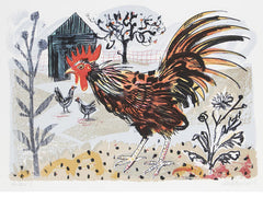 Mark Hearld - Cockerel