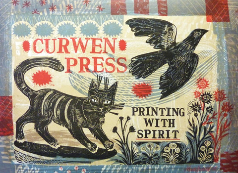 Mark Hearld - Curwen Press: Printing With Spirit