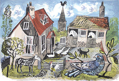 Mark Hearld - Smallholding