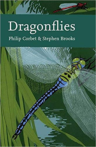 New Naturalist 106: Dragonflies by Philip Corbet & Stephen Brooks