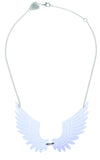 Pegasus Large Necklace - Iridescent