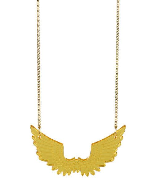 Pegasus Mini Necklace - Gold