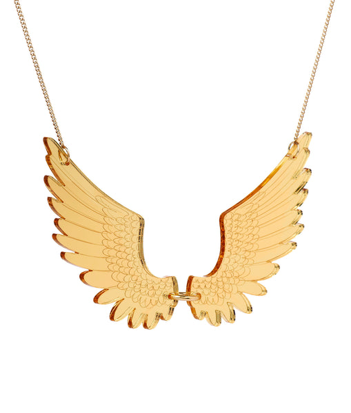 Pegasus Large Necklace - Gold