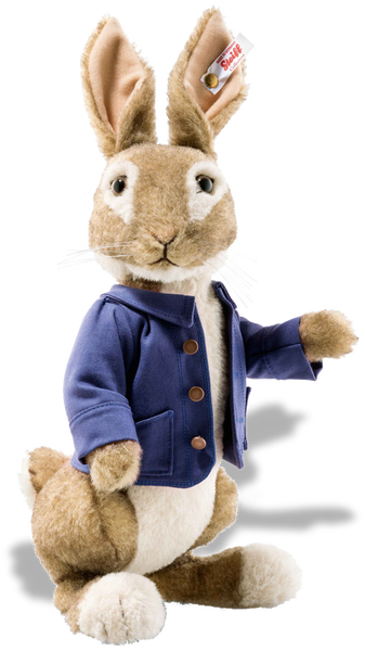 Steiff Beatrix Potter: Peter Rabbit: 355189 Size 29cm Tall Limited Edition of 2000
