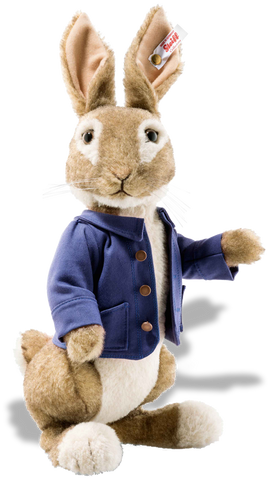 Margarete Steiff - Steiff Beatrix Potter: Peter Rabbit: 355189 Size 29cm Tall Limited Edition of 2000