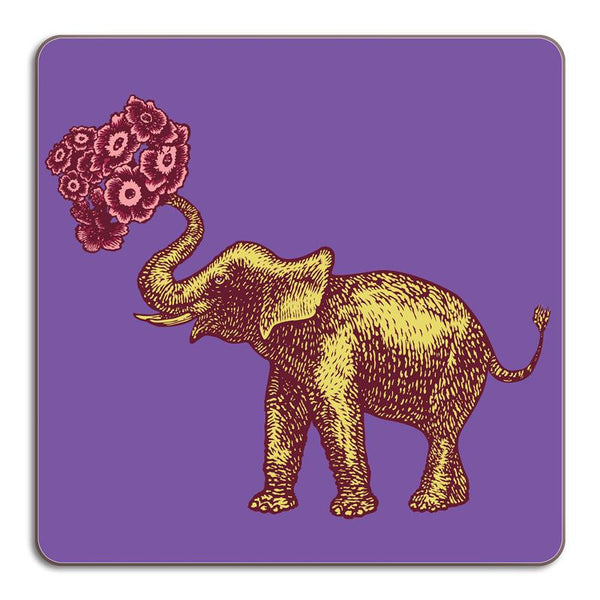 Animaux Collection: Elephas Placemat