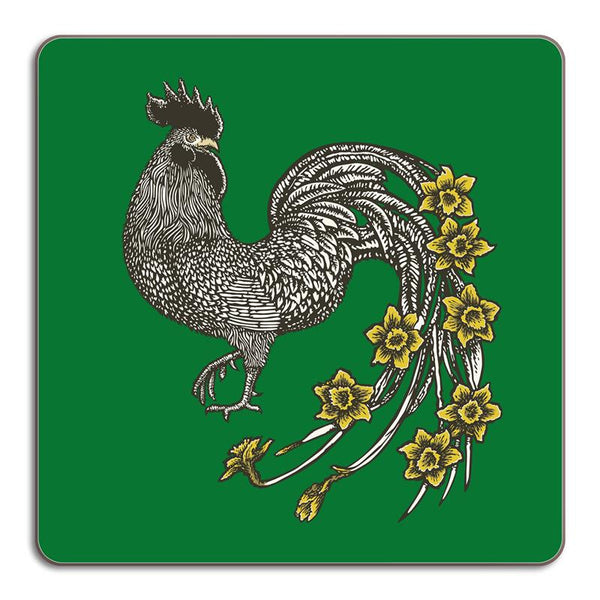 Animaux Collection: Gallus Coaster