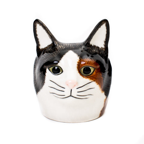 Quail - Cat Face Egg Cup: Poppet