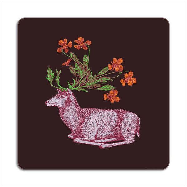 Animaux Collection: Deer Placemat