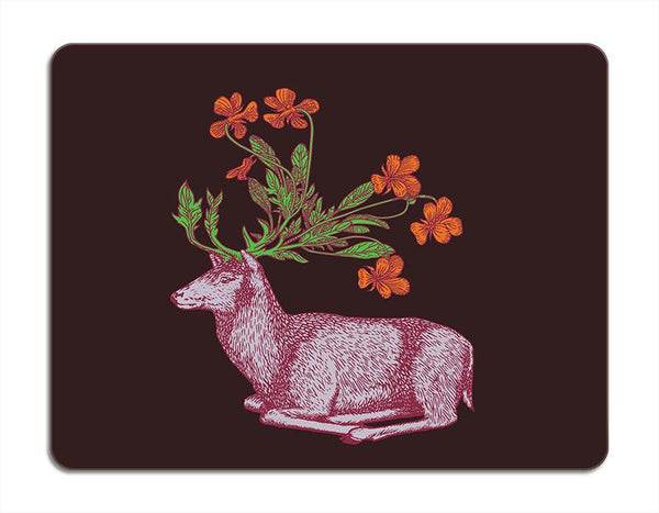 Animaux Collection: Deer Tablemat