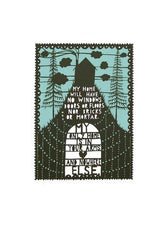 Rob Ryan - My Home (Brown And Duckegg Blue)