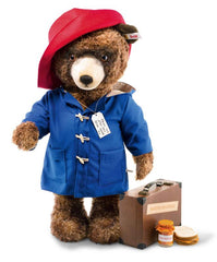 Margarete Steiff - Steiff Mohair Paddington Bear 690365: Life Size 106cm Tall Limited Edition of 350