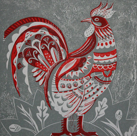Sarah Young - Cockerel