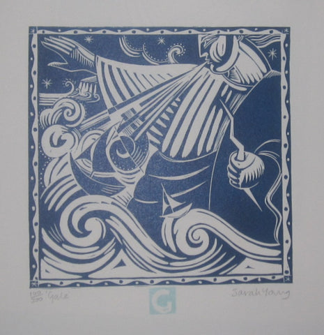 Sarah Young - Sea Alphabet: G