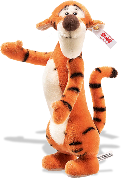 Steiff Disney: Tigger: 683664 Size 24cm Tall Limited Edition of 2000
