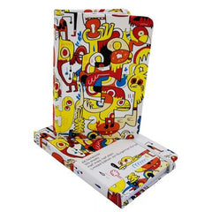 Jon Burgerman - Limited Edition A6 Notebook: Whole Hole