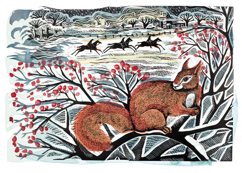 Angela Harding - A Winter's Tail