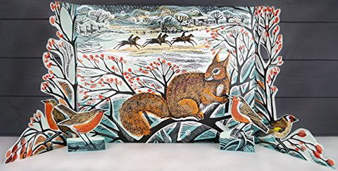 Angela Harding - A Winter's Tail Advent Calendar by Angela Harding