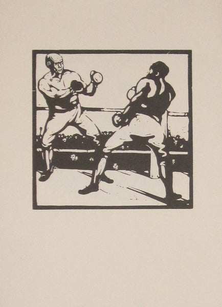 An Almanac Of Twelve Sports: November: Boxing