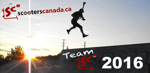 2016 Scooters Canada Sponsorship Drive