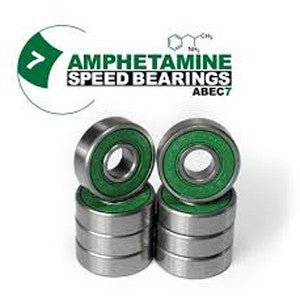 Amphetamine ABEC 7 Speed bearings