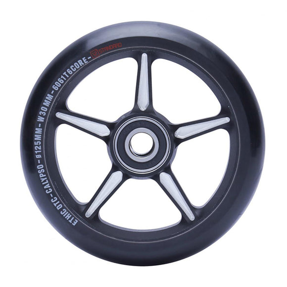 Ethic 12 Standard Calypso 125mm Wheel (single)