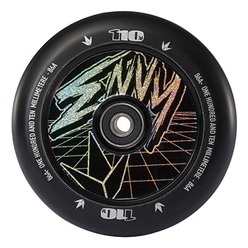 Envy 110mm Hollow Core Hologram Wheels (Single)