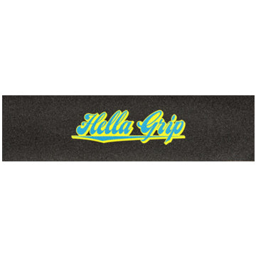 Hella Grip Tape- Classic Yellow/Teal