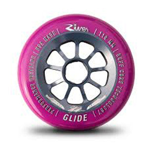 River Stefan Hefner Glide 110mm wheels (pair)
