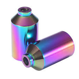 Envy Oil Slick Aluminum pegs