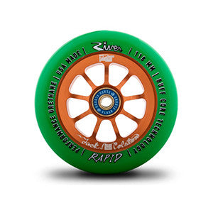 River Jack Colston Rapid Signature Wheels (pair)