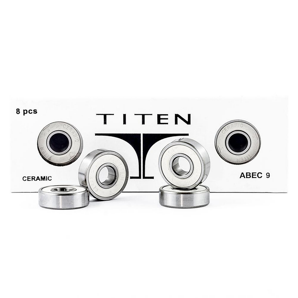 Titen Abec 9 Ceramic Bearings