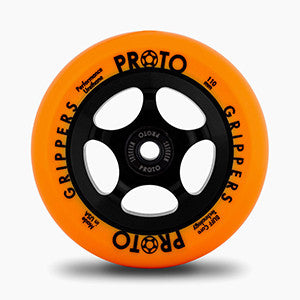Proto Day Glo Gripper Wheels (pair)