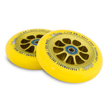"River Wheel Co. ""Sunrise"" Rapids wheels 110mm (pair)"