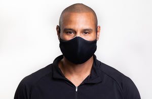 Washable Black Mask