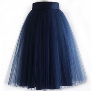 Beautiful-Custom-Tutu-Navy-Women