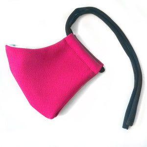 Girls Bright Pink Mask