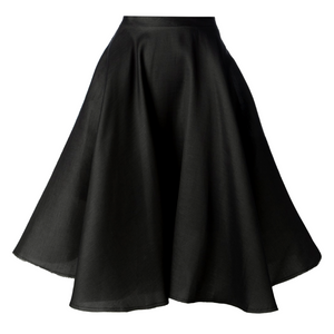 Gorgeous-Fashion-Black-Skirt-Trendy