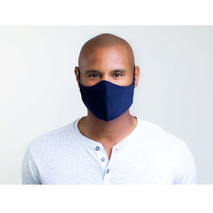 Navy Light-Weight Mask