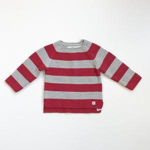 Zara Knit Sweater 6-9m