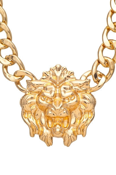 Tapia Lion Necklace