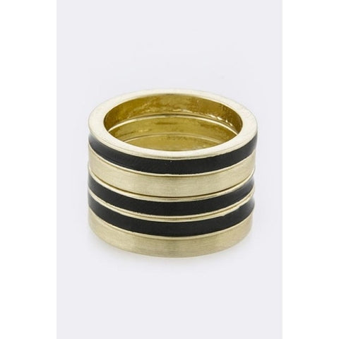 San Martin Stackable Rings