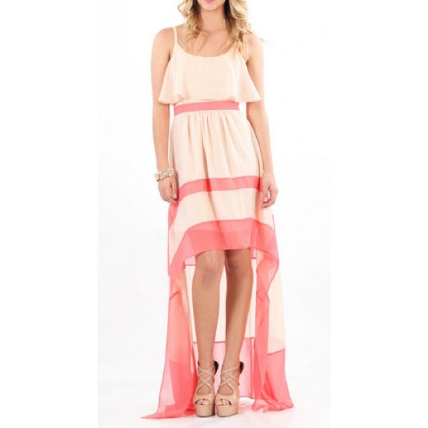 Mariposa Chiffon Summer Dress
