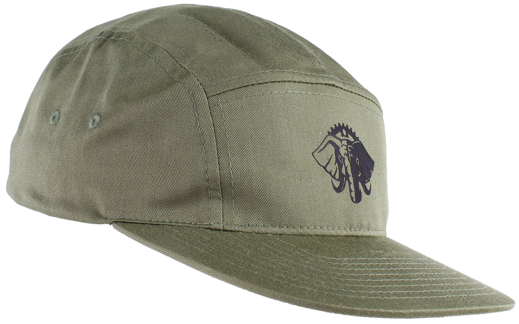 Hardcore 6 Panel BikeArmy Hat