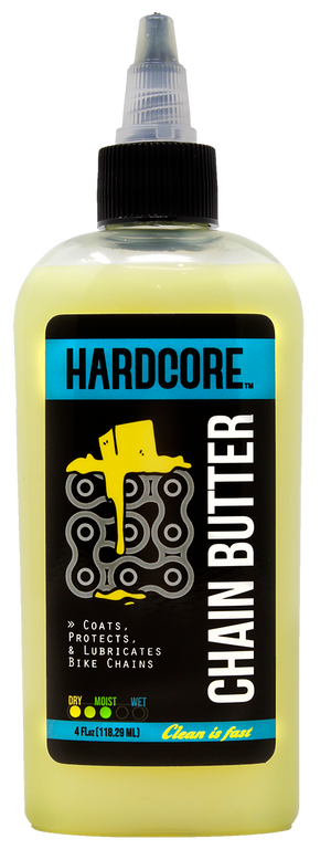 Vegan's Favorite Lube- Hardcore Chain Butter